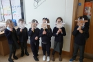 Gruffelo's from Junior Infants