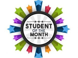 Student of the month: September 2021